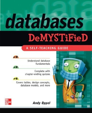 Databases Demystified   2004 9780072253641 Front Cover