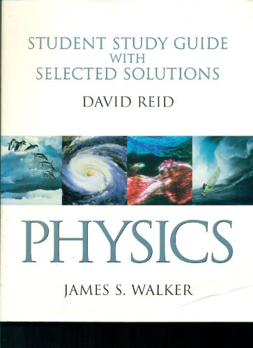 PHYSICS  -STUD.STD.GDE.W/SEL.S 1st 9780130270641 Front Cover