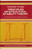 Principles of Structural Stability Theory  1974 9780137099641 Front Cover