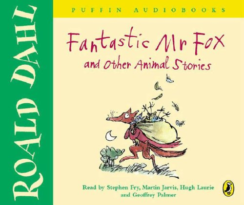 """""""Fantastic Mr Fox"""" and Other Animal Stories N/A edition cover"""
