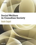 Social Welfare in Canadian Society  4th 2009 edition cover