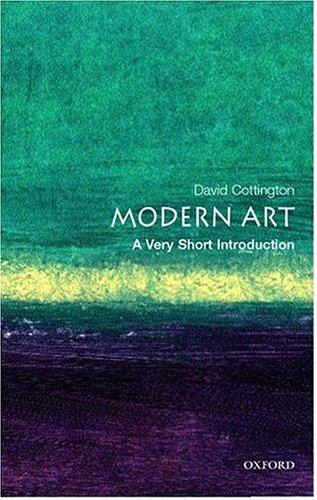 Modern Art   2005 edition cover