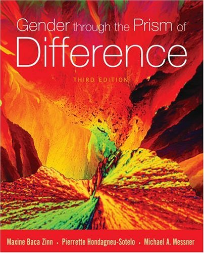 Gender Through the Prism of Difference  3rd 2005 (Revised) edition cover