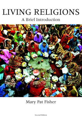 Living Religions A Brief Introduction 2nd 2009 edition cover