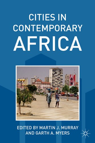 Cities in Contemporary Africa   2011 9780230116641 Front Cover