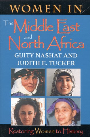 Women in the Middle East and North Africa Restoring Women to History  1999 edition cover