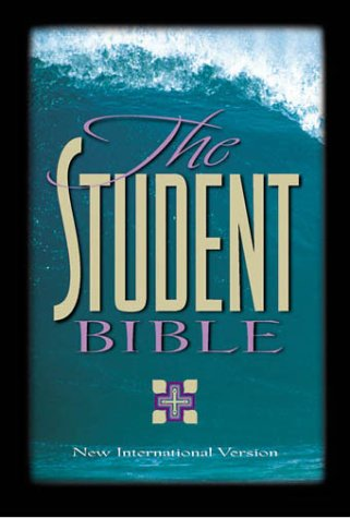 Student Bible 10th Anniversary Ed.  1996 (Revised) edition cover