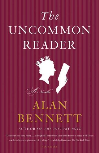 Uncommon Reader A Novella N/A edition cover