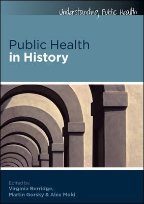 Public Health in History   2011 edition cover