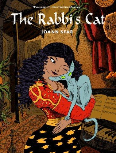 Rabbi's Cat   2005 edition cover