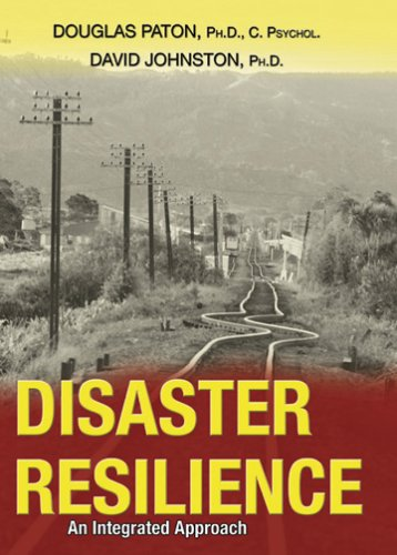 Disaster Resilience An Integrated Approach  2006 edition cover