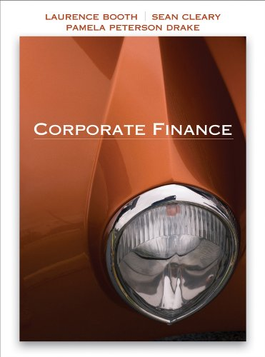 Corporate Finance   2014 edition cover