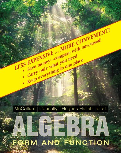 College Algebra   2010 edition cover