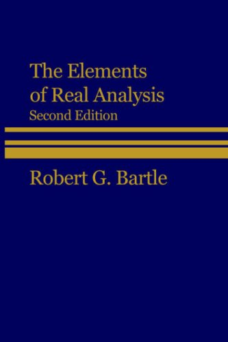 Elements of Real Analysis  2nd 1976 (Revised) edition cover
