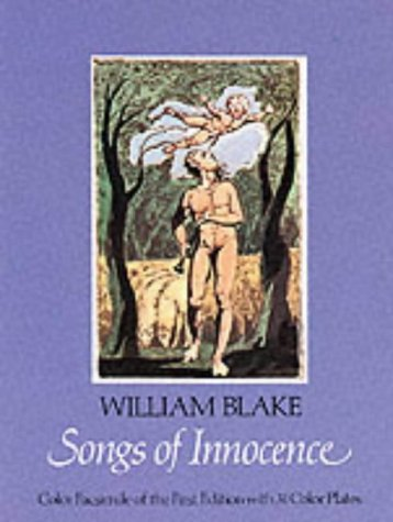 Songs of Innocence   1971 (Facsimile) edition cover