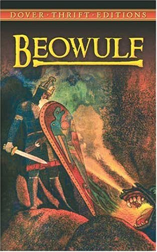 Beowulf   1992 (Reprint) edition cover