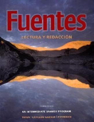Fuentes Lectura y Redacci�n 4th 2011 9780495898641 Front Cover
