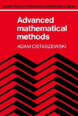 Advanced Mathematical Methods   1990 9780521289641 Front Cover
