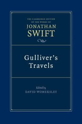 Gulliver's Travels   2012 9780521841641 Front Cover