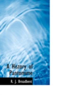 History of Pantomime  2008 edition cover