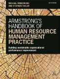 Armstrong's Handbook of Human Resource Management Practice  13th 2014 edition cover