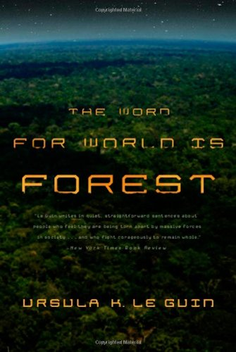 Word for World Is Forest  2nd edition cover