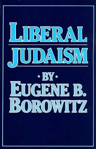 Liberal Judaism N/A edition cover