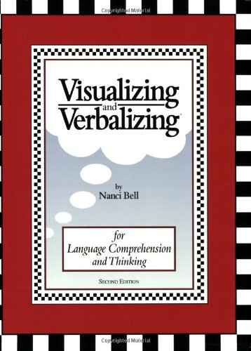 Visualizing and Verbalizing Teacher's Manual For Language Comprehension and Thinking 2nd 2007 9780945856641 Front Cover