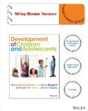 Development of Children and Adolescents   2014 edition cover