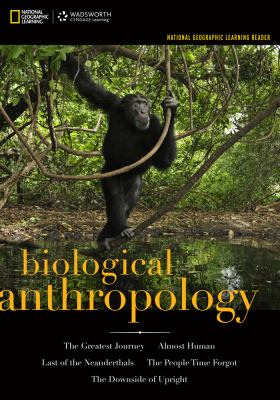 Biological Anthropology   2013 edition cover