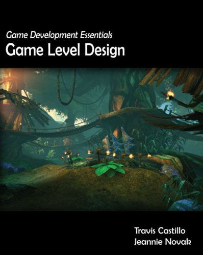 Game Development Essentials Game Level Design  2008 edition cover
