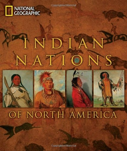 Indian Nations of North America   2010 edition cover