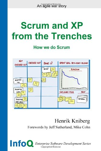 Scrum and XP from the Trenches  N/A 9781430322641 Front Cover