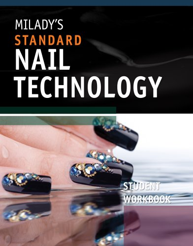 Standard Nail Technology  6th 2011 (Workbook) edition cover
