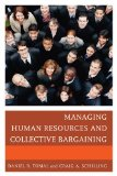 Managing Human Resources and Collective Bargaining  N/A edition cover