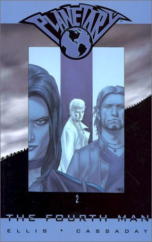 Planetary The Fourth Man 2nd 2001 (Revised) edition cover