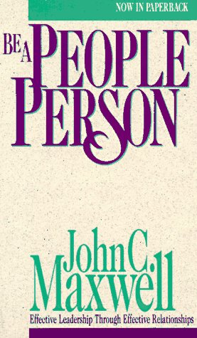 Be a People Person   1994 edition cover