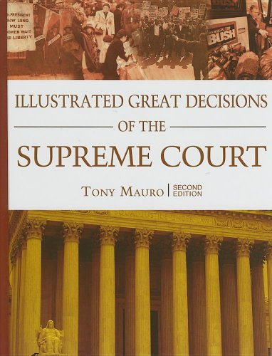 Illustrated Great Decisions of the Supreme Court  2nd 2004 (Revised) 9781568029641 Front Cover