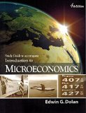 INTRODUCTION TO MICROECONOMICS-STD.GDE. N/A edition cover