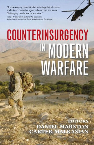 Counterinsurgency in Modern Warfare PB   2010 edition cover