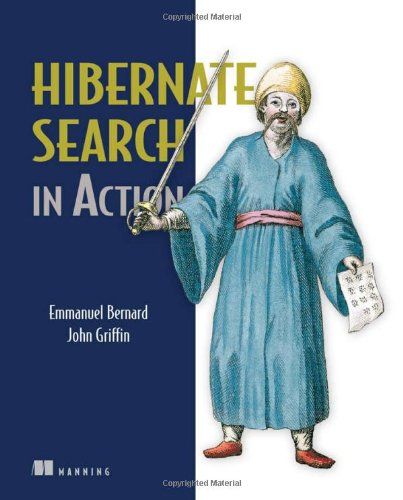 Hibernate Search in Action   2008 9781933988641 Front Cover