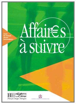AFFAIRES A SUIVRE 1st edition cover