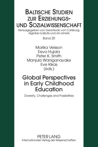 Global Perspectives in Early Childhood Education Diversity, Challenges and Possibilities  2011 edition cover