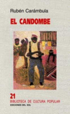 Candombe  1995 edition cover