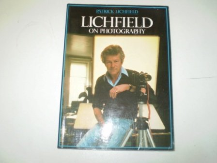 Lichfield on Photography   1981 edition cover