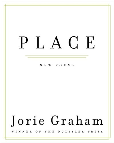 Place New Poems N/A 9780062190642 Front Cover