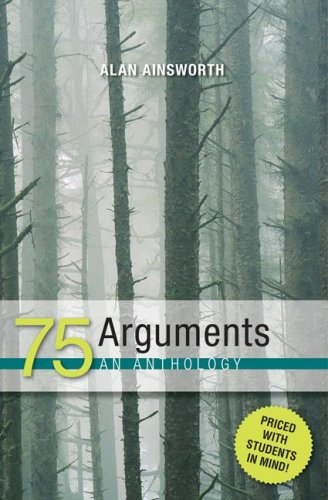 75 Arguments   2008 edition cover