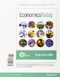 Economics Today: Student Value Edition  2015 edition cover