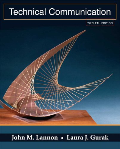 Technical Communication  12th 2011 (Revised) edition cover