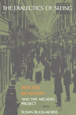 Dialectics of Seeing Walter Benjamin and the Arcades Project  1999 edition cover